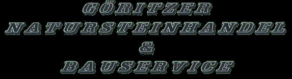 Logo von Göritzer Natursteinhandel und Bauservice
